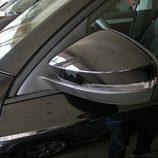 Skoda Octavia detalle espejo exterior