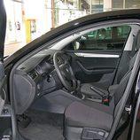 Skoda Octavia detalle interior