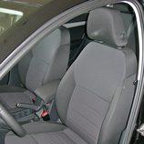 Skoda Octavia detalle asientos delanteros