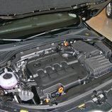 Skoda Octavia detalle del motor 1.6 TDI 105 CV (I)