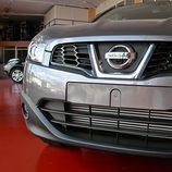 Nissan Qashqai detalle frontal