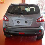 Nissan Qashqai vista trasera