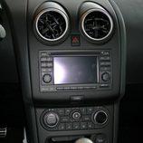 Nissan Qashqai detalle consola central