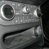 Nissan Qashqai detalle climatizador