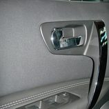 Nissan Qashqai detalle maneta de puerta