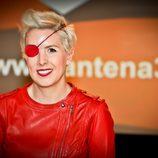 María de Villota colaboraba con Antena 3 en F1