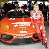 María de Villota participó en las 24h de Daytona de 2005