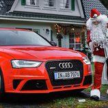 Audi Santa Claus