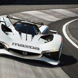 Mazda LM55 Vision Gran Turismo - track front