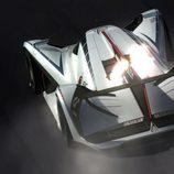 Mazda LM55 Vision Gran Turismo - track zaga