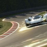 Mazda LM55 Vision Gran Turismo - pista