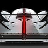 Mazda LM55 Vision Gran Turismo - alerón