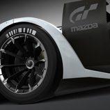 Mazda LM55 Vision Gran Turismo - ala