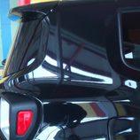 Jeep Renagade 4x2 Longitude - pilar trasero