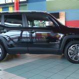 Jeep Renagade 4x2 Longitude - lateral