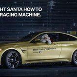 BMW Santa Claus
