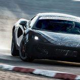 McLaren Sports Series - teaser on track