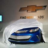 Chevrolet Volt 2016 - teaser
