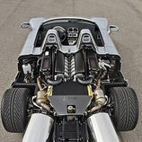 Mercedes-Benz AMG CLK GTR Roadster - engine