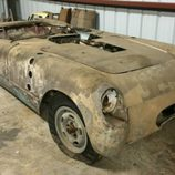 Corvette 1954 Salt flat racer