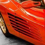Ferrari Testarossa - Entradas de aire