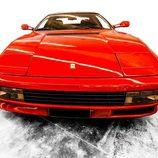 Ferrari Testarossa - Frontal