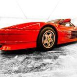 Ferrari Testarossa - Lateral