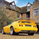 Lotus Esprit V8 - trasera