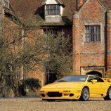 Lotus Esprit V8 - Yellow body