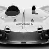 Renault Alpine Vision Gran Turismo concept - front