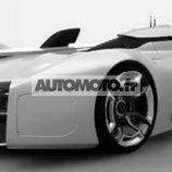 Renault Alpine Vision Gran Turismo concept - rear