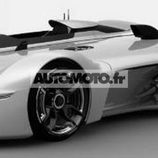 Renault Alpine Vision Gran Turismo concept - side