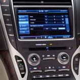 Lincoln MKX 2016 - detalle consola