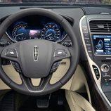 Lincoln MKX 2016 - detalle cockpit