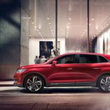 Lincoln MKX 2016 - side