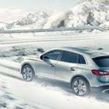 Lincoln MKX 2016 - snow