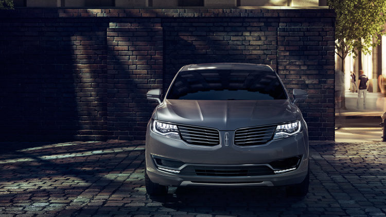 Lincoln MKX MY2016