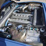 Bugatti EB110 GT - motor