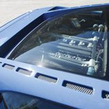 Bugatti EB110 GT - capó motor
