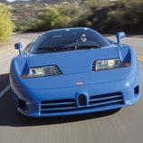 Bugatti EB110 GT - front