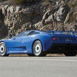Bugatti EB110 GT - tres cuartos trasero