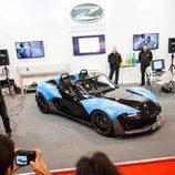 Presentación del Zenos E10 S en Autosport 2015