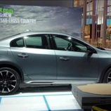 Volvo S60 Cross Country - stand lateral
