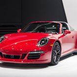 Porsche 911 Targa GTS 2015 - stand