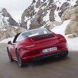 Porsche 911 Targa GTS 2015 - back