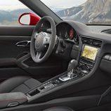 Porsche 911 Targa GTS 2015 - interior