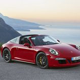 Porsche 911 Targa GTS 2015 - presentación