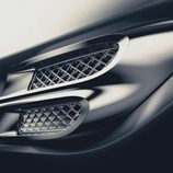 Bentley Bentayga teaser - salida de aire