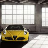 Alfa Romeo 4C Spider - morro
