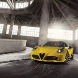 Alfa Romeo 4C Spider - lateral